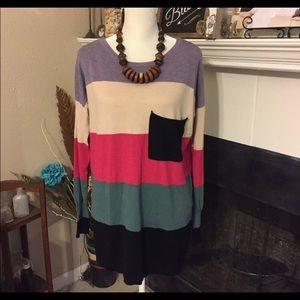 Lovestitch Spring Sweater (B10)